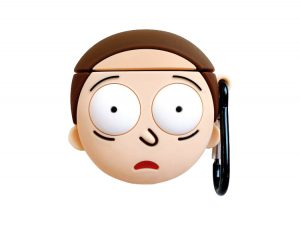 Coque airpods Morty