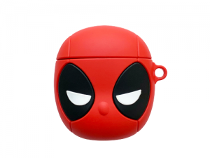 Coque airpods Deadpool