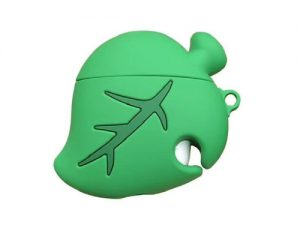 Coque Airpods Feuille Animal Crossing