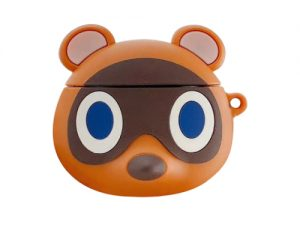Coque Airpods Tom Nook Animal Crossing